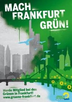 Mach Frankfurt GRÜN!